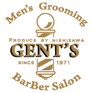 Men's Grooming BarBer Salon GENT'S